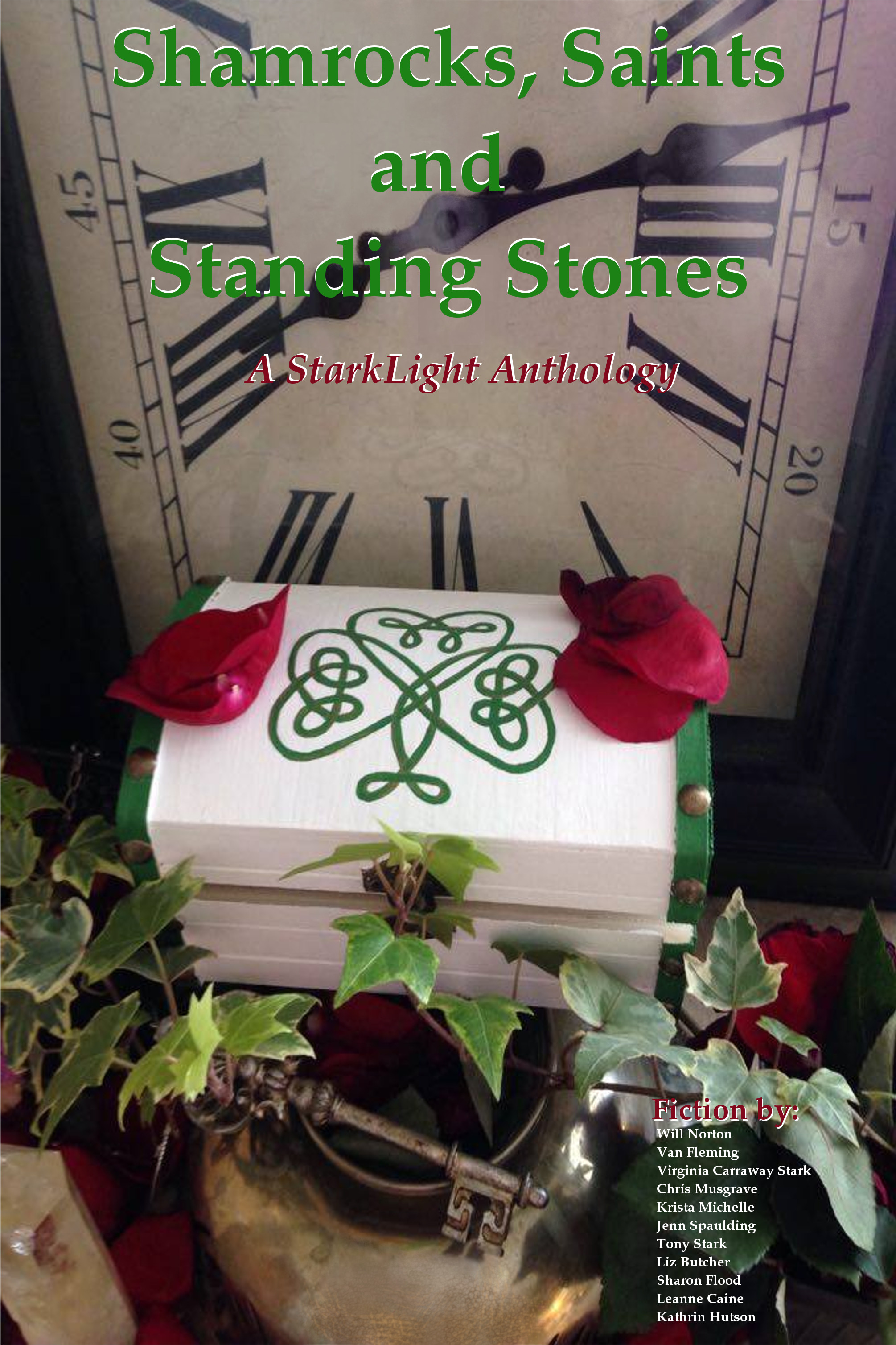 shamrocks ebook cover